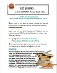 Ex Libris flyer April